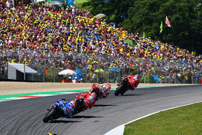 2019 Italian GP at Mugello © PSP Photo